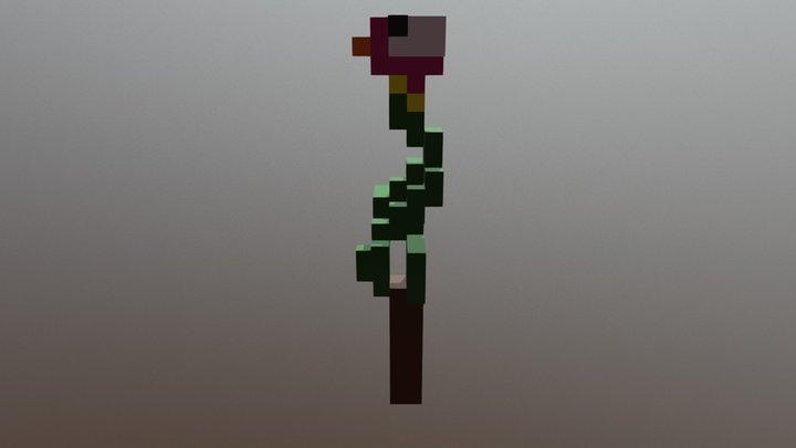 Pajaro 3D Model