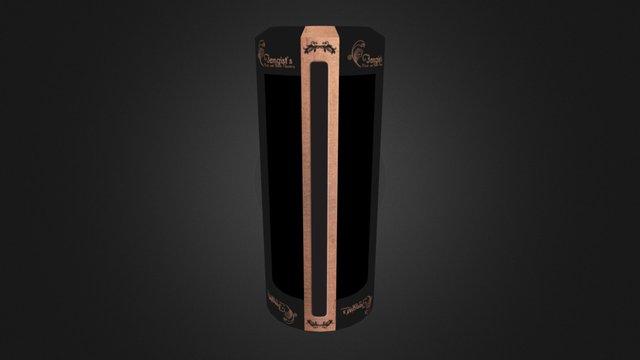 Battery 300.unity 3D Model