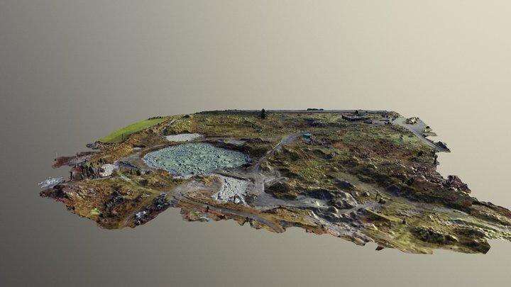 Field model 3D Model