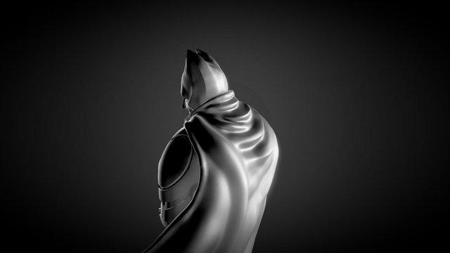 F....oh  BATMAN 3D Model