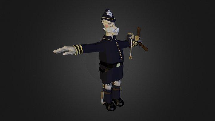 Bobby 3D Model
