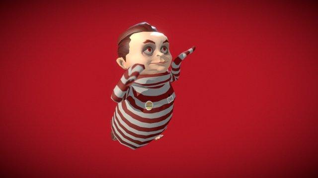 Ronald 3D Model