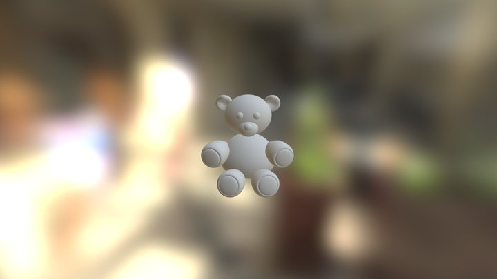 Mishka 3D Model