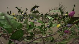 Dandelion wrap 3D Model