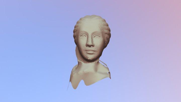 Mummy mask 3D Model