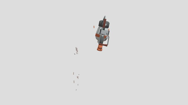 Minijumper 3D Model
