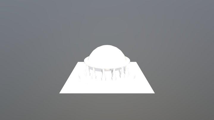 tEMPLASIO GREGORI;; 3D Model