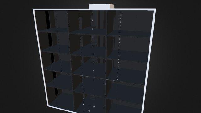 Hato- Block- Building 3D Model