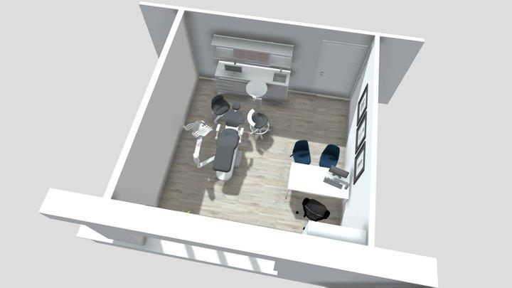 Modèle 3DS 3D Model