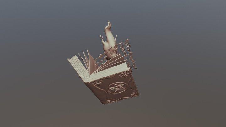 Day14 Magic 3D Model