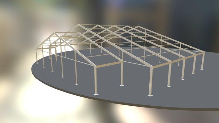 Tent3C 3D Model