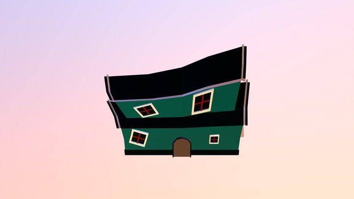 My Dream House 3D Model