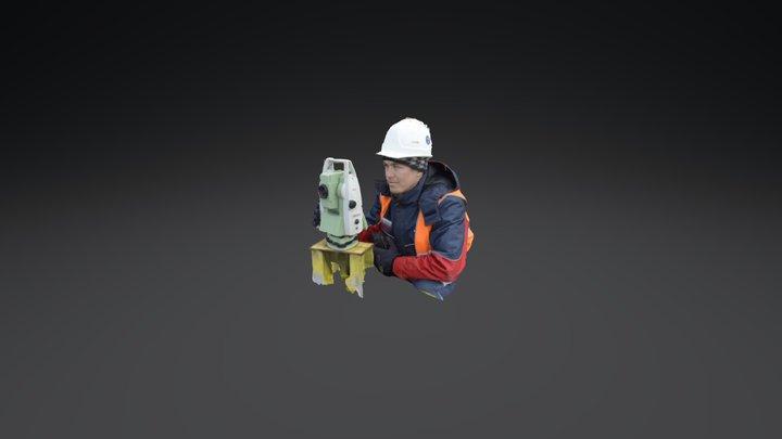 Vico Srdjan 3D Model