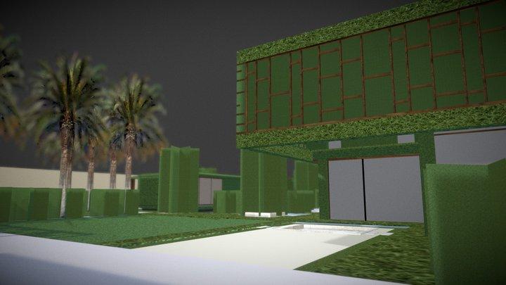 MB Villa 3D Model