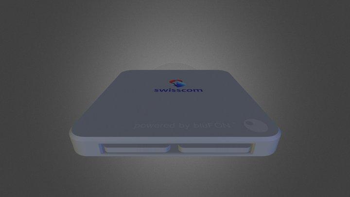 swisscom4 3D Model