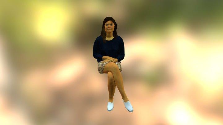 Leonor 3D Model