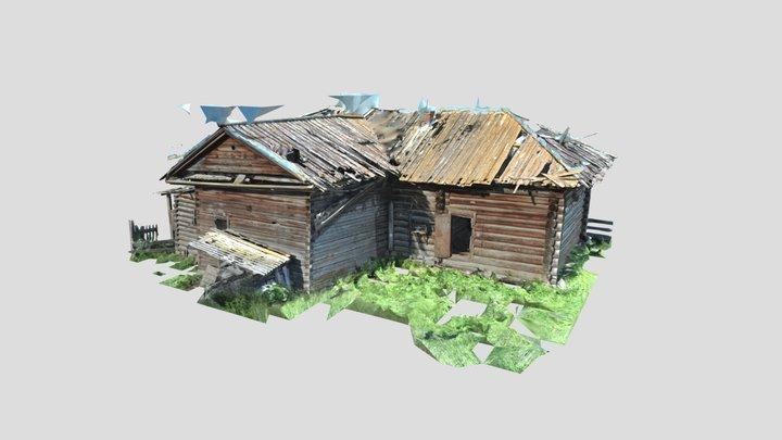 Kosay step, house 3D Model