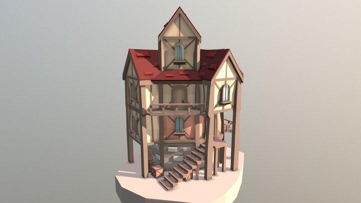 Building1 3D Model
