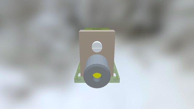 Systéme De Blocage 3D Model