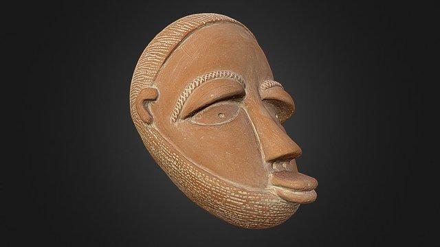 Cabeza humana 3D Model
