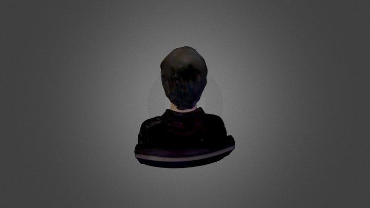 Sergio 3D Model