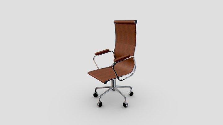 Office Chair - copy 3D Model