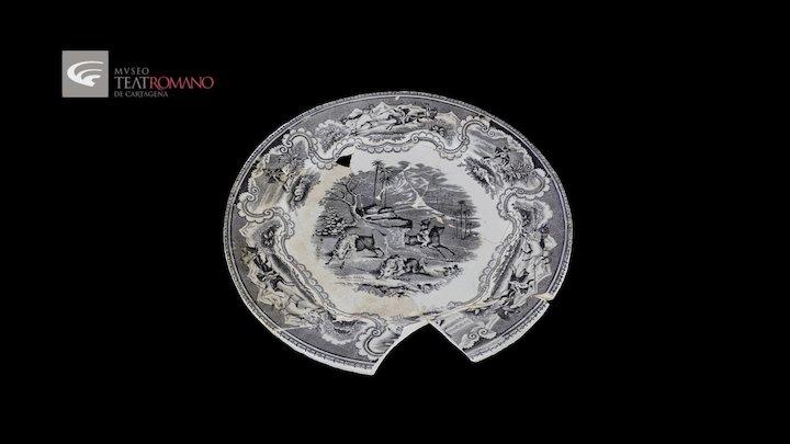 "Cartagena fine pottery, ""La Amistad"" workshop 3D Model"