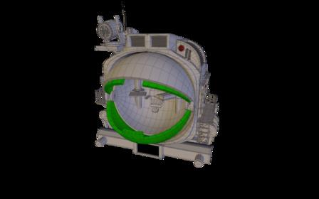 WalkerPod 3D Model