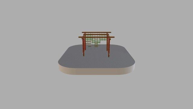 Prolejzacka 3D Model