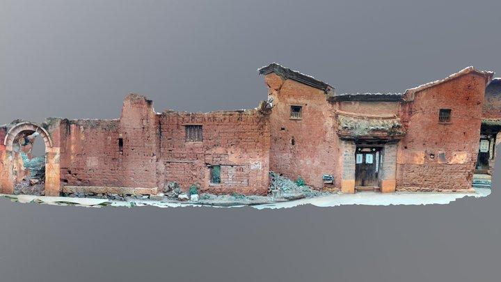 Villagehouse Yunnan 云南农村家 3D Model