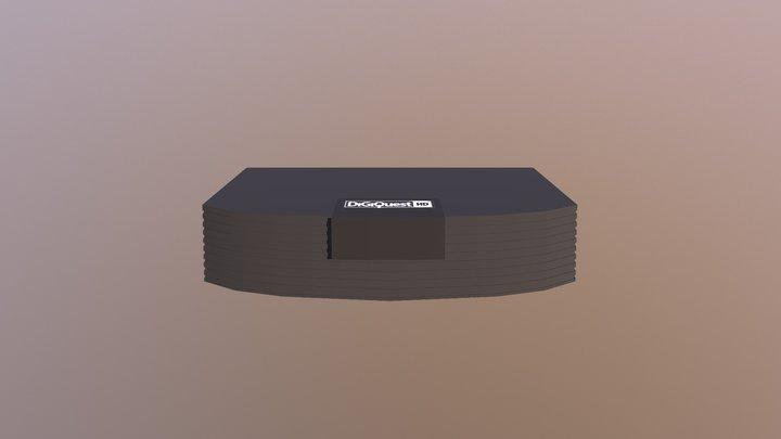 Dgq700 3D Model