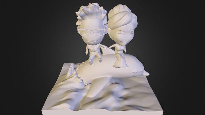 howard.OBJ 3D Model