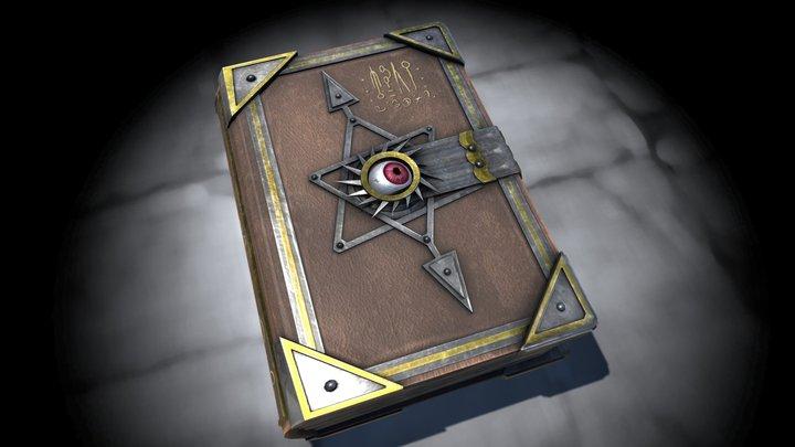 Imbue - Spellbook 3D Model