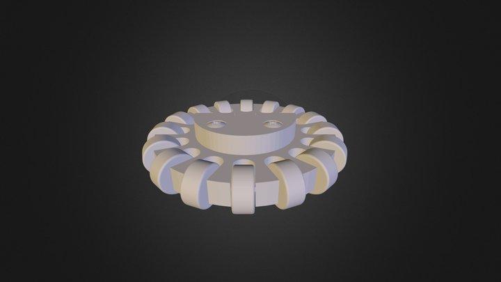 Omniwheel V1.STL 3D Model