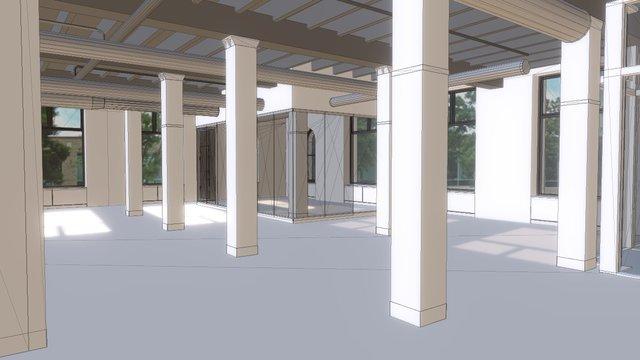 interior3 3D Model