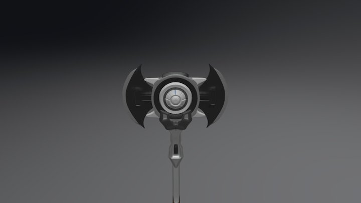 GreatAxe 3D Model