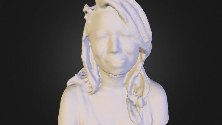 Sharon (repaired) 3D Model