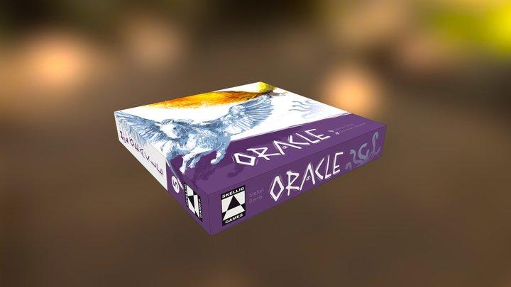 Oracle Skellig Games 2020 3D Model
