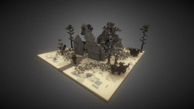 Revenant Dream Church 3D Model