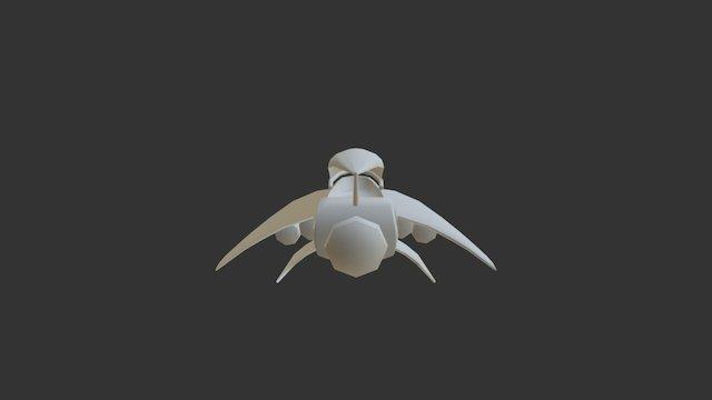 Skiff Version 2 3D Model