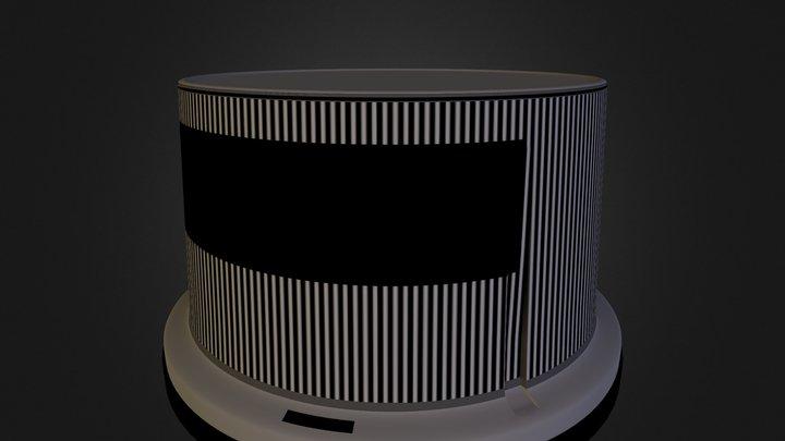 Sensus Meter 3D Model