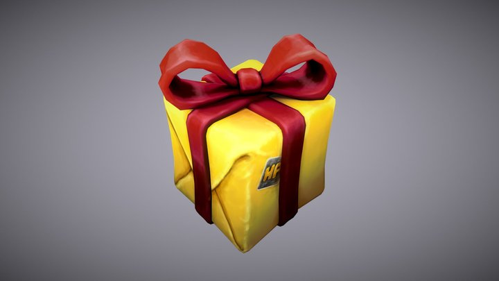 A Gift for the Guild 3D Model