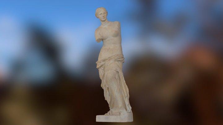 Afrodite von Melos 3D Model