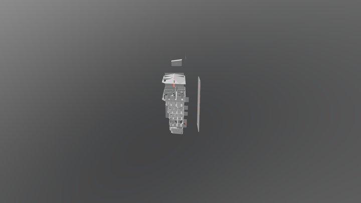 12 DOUDEAUVILLE 3D Model