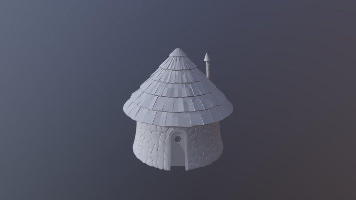 Casa Fantasy 3D Model