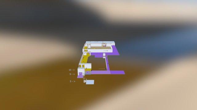 Path To Casino 3D Model