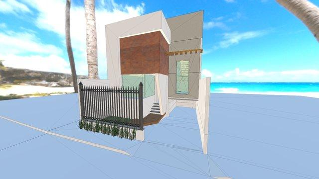 CASA JAZMIN 3D Model