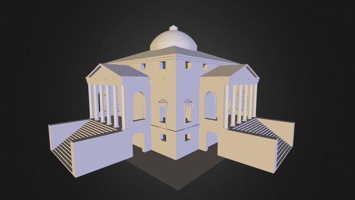 La Rotonda 3D Model