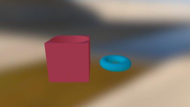 Terrific Wolt 3D Model
