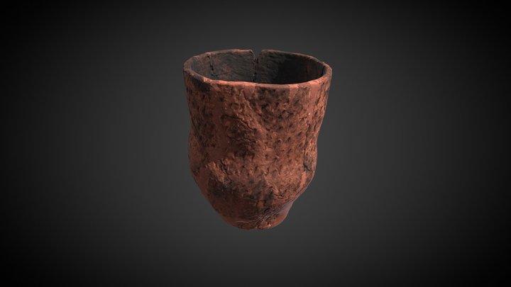 Food vessel 3D Model